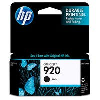 Mực in HP 920 Black Officejet Ink Cartridge (CD971AA)
